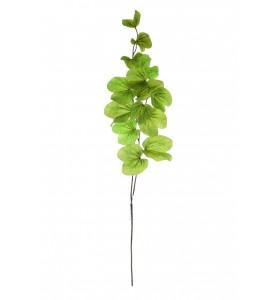 Roślina sztuczna - Liście zielone Aluro