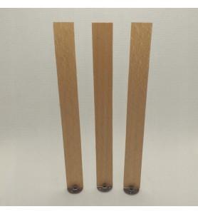 KNOTY DREWNIANE 10 SZTUK  1,5/11 cm