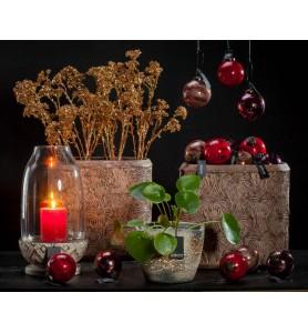 Roślina sztuczna - patrinia złota Aluro