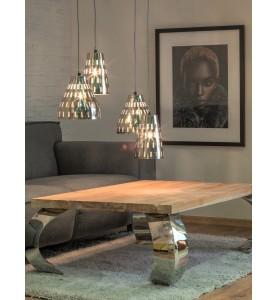 Lampa wisząca INDIGO-2 ALURO