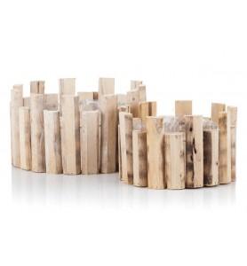 Osłonki z drewna - FOREST kpl-2 szt. Aluro
