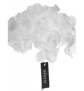 Roślina szt. - gałązka białej hortensji Aluro