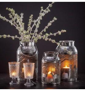 Roślina szt.- zimowa gałąź modrzewia Aluro