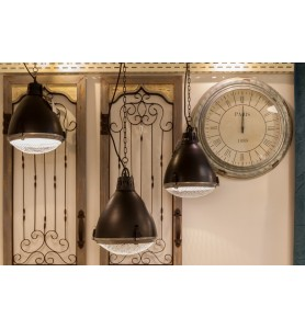 Lampa wisząca Industrial Ateliers MAZINE Aluro
