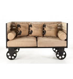 Sofa Charlie Chaplin MAZINE Aluro