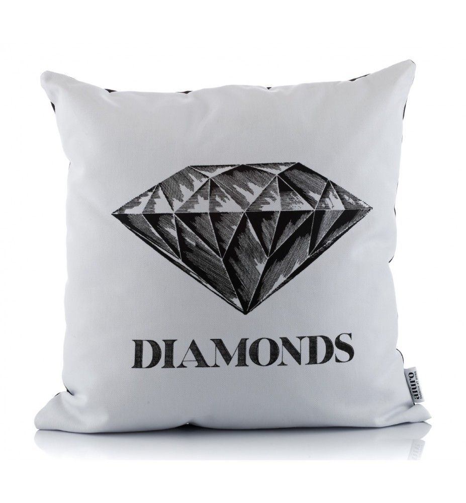"Poszewka  ""DIAMONDS"""