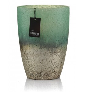 Osłona szklana MULINA -XL green&gold Aluro