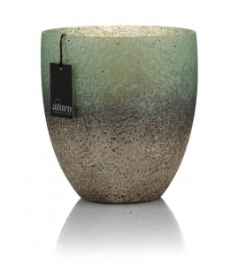 Osłona szklana MULINA -L green&gold Aluro