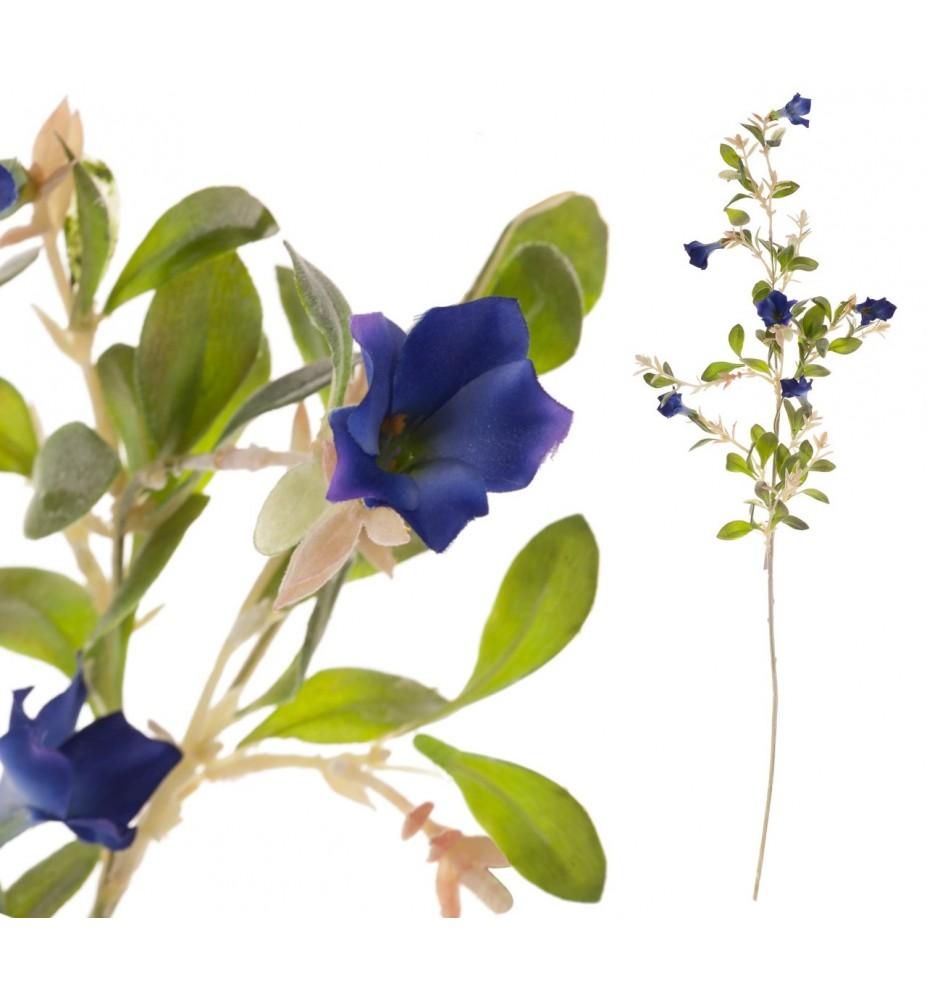 Roślina sztuczna - campanula niebieska Aluro