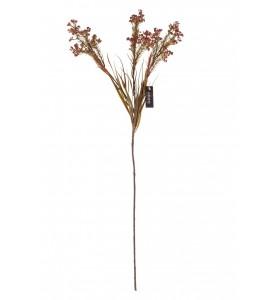 Roślina sztuczna - kwiat polny różowy Aluro