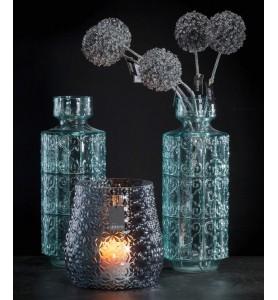 Roślina sztuczna- czosnek ozdobny srebrny Aluro