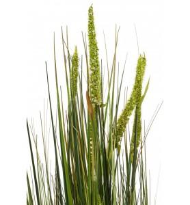 Roślina sztuczna - trawy wysokie Aluro