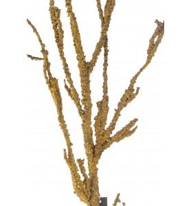 Roślina sztuczna -gałąź obrośnięta mchem Aluro