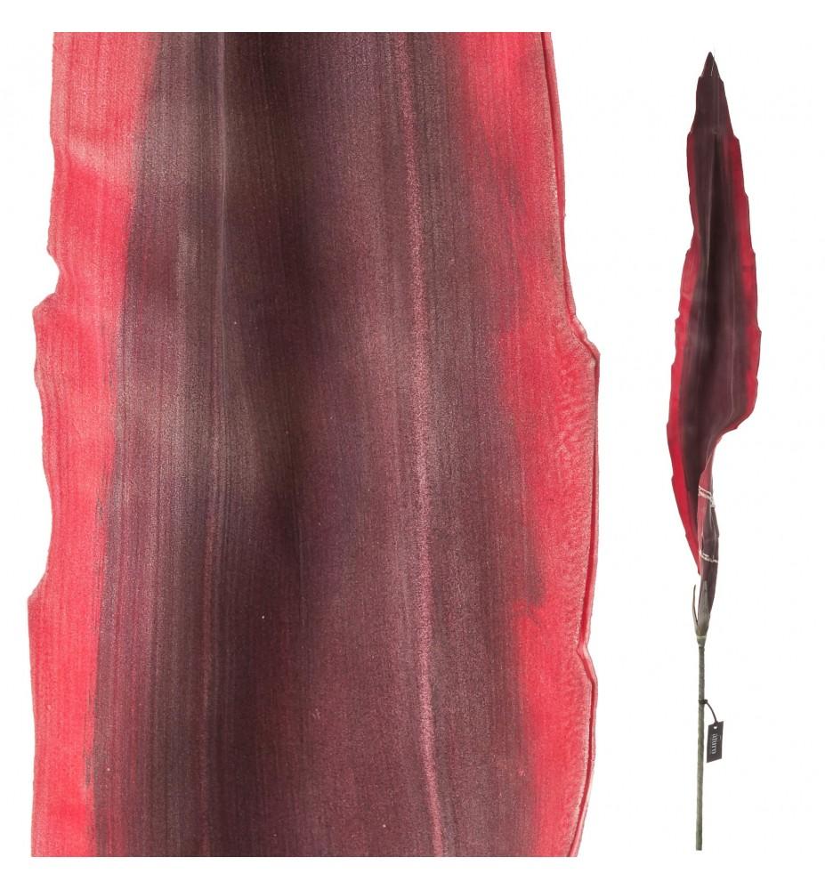 Roślina sztuczna - liść egoztyczny Aluro