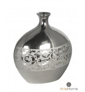 Srebrny wazon