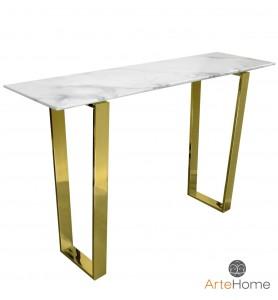 Konsola Ekskluzywna Madera gold/white